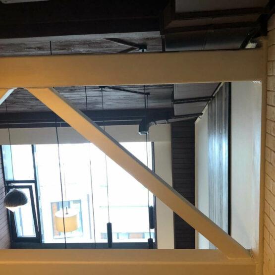 Ремонт опен спейса в офисе