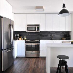 Важные атрибуты при оформлении кухни