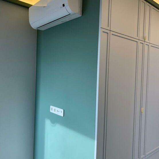 Шкаф с кондиционером